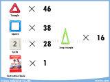 brinquedos magnéticos da instrução dos brinquedos dos blocos de apartamentos do mag da sabedoria do enigma dos brinquedos 128PCS para miúdos