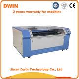 Tischplatten-CO2 Granit-Stein-hölzerner Laser-Ausschnitt/Gravierfräsmaschinen für Verkauf