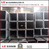 熱い販売の黒い正方形か長方形鋼管