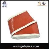 De rode Vuurvaste Band Op hoge temperatuur van het Silicone