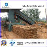 Horizontale hydraulische Heu-Ballenpresse mit automatischem Geschäft