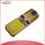 Super Bright 3W High Power LED COB W5W T10 Plasma LED CANBus luzes do carro