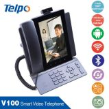 Telpo avanzó el teléfono del vídeo del IP