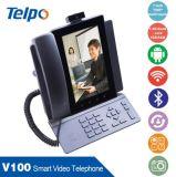 Telpo выдвинуло телефон видеоего IP