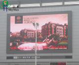 P12.3 LED a todo color al aire libre TV que hace publicidad de la visualización