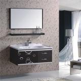 Modules de salle de bains chauds d'acier inoxydable avec le miroir