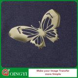 Prezzo all'ingrosso di Qingyi ed alta qualità dello scambio di calore metallico del vinile per l'indumento