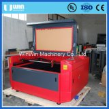 1410 Hoja de corte de metal de la tela Máquina de marcado láser China Precio