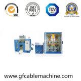 Auto linha líquida equipamento do encalhamento de fio do núcleo da máquina da torção dos pares