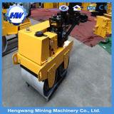 Mini rouleau Compacteur à rouleaux / rouleau routier manuel (HW650)