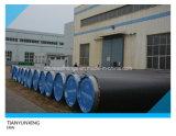 Tubo de acero soldado ERW de carbón de la tubería del API 5L