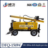 Цены Drilling машины Dfq-150W пробуренные утесом хорошие