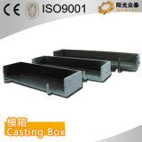 압력가마로 소독된 공기에 쐬인 (AAC) 콘크리트 블록 기계 공급자