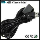 Extendido por cable para Nintendo Nes Classic Mini Wii U juego gamepad Nunchuk