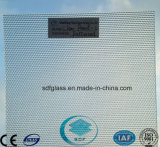 Ясная Груша-S Patterned Glass с ISO CE (3 ДО 8mm)