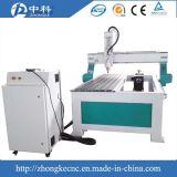 Máquina de grabado CNC económica de 4 ejes