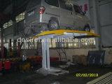 Herramienta auto de la reparación del garage del solo de poste vehículo del coche