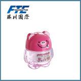 Крен сбережения Silk-Screen пластичный Piggy для подарка рождества