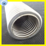 Manguera de metal flexible de alta temperatura de la manguera de acero inoxidable trenzado de la manguera de 3/4 pulgadas