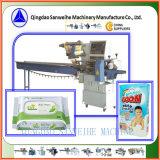 Máquina hechura/relleno/soldadura horizontal