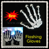 Blinkende Handschuhe der LED-Party-Handschuh-LED Handschuhen von den China-Hallowmas