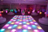 별이 별빛 Portable LED 댄스 플로워를 불이 켜지는 디스코 위원회를 사십시오