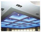 熱い! アルミニウム凹面の天井のタイル