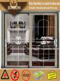 Дверь алюминиевой рамки алюминиевая с новым цветом и хорошими функциями