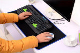 Customized Large Rubber Computer Gaming Tapete de rato Keyboard Pad