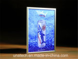 Indoor Advertising Media Acrylique Aluminium Snap Slim LED Light Box
