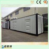 generador eléctrico accionado diesel de la refrigeración por agua de 150kVA Yuchai