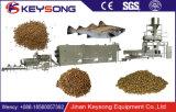 Alimentation d'animal familier faisant la machine, machine humide de nourriture d'extrudeuse d'alimentation de poissons d'expansion
