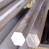 Quadrato della lega di alluminio, barra rettangolare e esagonale