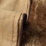 Revestimento do algodão dos homens para o desgaste do inverno