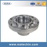 Pièces de usinage de commande numérique par ordinateur de précision de bâti fait sur commande d'acier inoxydable d'usine de la Chine