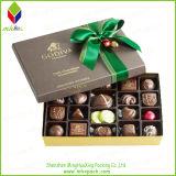 2016熱い販売ペーパー包装チョコレートギフト用の箱