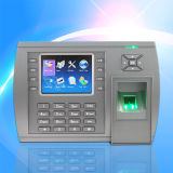 Het Biometrische Toegangsbeheer van verschillende media van de Vingerafdruk Met de Opkomst van de Tijd (UscanII-)