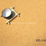 Plancher en pierre de configuration de PVC d'étage ignifuge en gros de vinyle