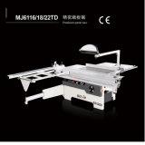Le Tableau de Mj6122td a vu la machine de découpage en bois de machine