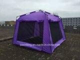 4 Tür-automatisches im Freien kampierendes Zelt
