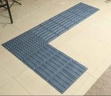 Blinde Leute-Gleitschutztastpflasternfliese-Anzeiger