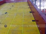 石炭の洗浄のための1500*4500 mm鉱山のスクリーニング装置