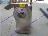 Máquina de processamento vegetal do cortador do interruptor inversor do Slicer da Dobro-Cabeça multinacional