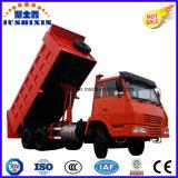 30-50ton Hongyanのダンプのダンプカートラック
