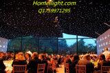 LEDの星のカーテン4*6mの除草、段階、ナイトクラブのための普及した星のカーテン