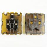 A modelação por injeção plástica parte a placa do soquete de potência da extensão do OEM