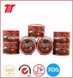 Marca de fábrica de Fiorini de la goma de tomate de la bolsita de la marca de fábrica 70g del OEM del alimento de China