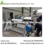 Горячая машина нанесения покрытия на ткань сетки клейкой ленты/стеклоткани Melt прокатывая