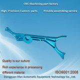 Pièces de fraisage de usinage d'accessoires de commande numérique par ordinateur de l'usine MOQ de coutume directe de précision