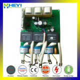 Electric payé d'avance Meter Three Phase Four Wire ou Three Wire avec Insert Card Reader